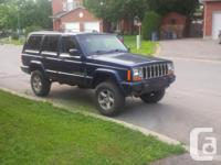 Make. Jeep. Version. Cherokee. Year. 1999. Colour.