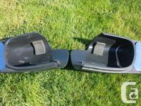 Truck RV mirror extensions for a 2000 GMC Sierra. May