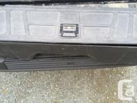 Truck Storage Box for the interior cab under the rear