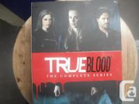 The complete DVD box set, item #136606-17. Price of
