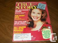 Here are True Story Magazine's  from 1998-2003.  #1 -