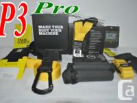 BRAND NEW (unopened box) TRX Pro P3 Kit Pack include:
