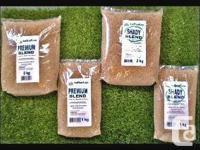 ALL grass seed is not created equal. Grass seed that is