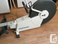 Tunturi 710 rowing machine. Very good quality rowing