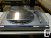 Really wonderful ideal functioning order Sony turntable