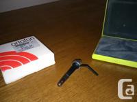 Mint Problem Ortofon CC Pro S - Cartridge, Stylus