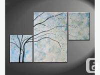 """Original Acrylic Painting. """"Tranquil Breeze"""" I love how"""