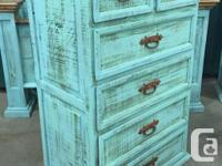 "DIMENSIONS: 34""L x 51""H x 19""D This chest of drawers is"