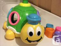 Turtle Shape Surprise Product has a variety of child
