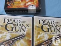 TV SERIES DEAD MAN'S GUN BEST OF SEASON ONE $5 TW0