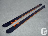 Rossignol BC Scratch for Sale. 182cm twin-tip skis with