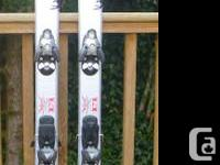 This is a tremendous deal for  a great pair of skis,