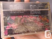"Twisted Sister ""Come Out and Play"" Cassette Tape. Circa"