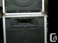 Electro Voice DL15BFH Currently loaded in cabinets,