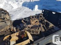 Two 5.4 litre Ford Engines SOHC from 2002 f150. One