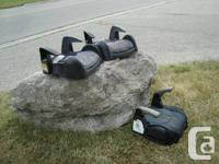 Two Evenflo Automobile Car seat -Marketing as a pair