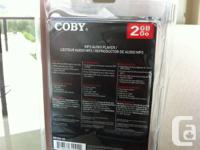 Two Brand new Coby MP player - $25 (Coquitlam)  These