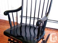 Used, Images # 1-3: A Duplication Boston Rocker (circa 1960) for sale  Quebec
