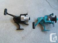 Two Large Brand new Fishing Reels  Shakespeare, Pro