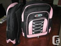 Two brand NEW matching backpacks. Never used. Perfect