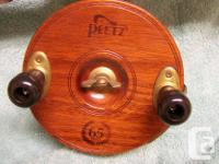 These appear to be 2 new never used Peetz recorder