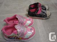 In great condition Lights are working Toddler size 8