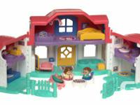 This is the Fisher-Price Little People Sweet Sounds