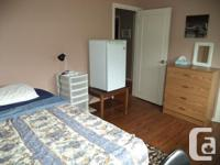 Two fully furnished rooms with keyed entry available
