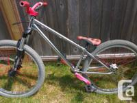 Norco two50 gunk jumper. It was $1600 new, ridden just