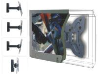 "TygerClaw 14"" - 40"" Full-Motion Swival Wall Mount"