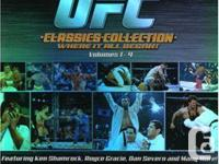 UFC Classics Collection - Where Everything Begins !!
