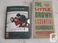 BOOKS AVAILABLE.  THE LITTLE BROWN ESSENTIALS HANDBOOK