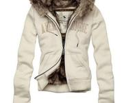 Selling Brand new A&F Women Jacket sweater in Size L
