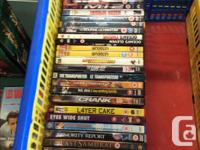Amazing movie collection Sci-fi, action, suspense,