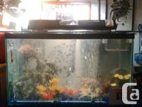 2 containers, 1- 22gal 1-26 girl. heating systems,
