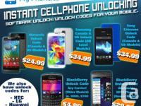 Unlock My Phone. ca - Canada's # 1 Relied on Unlocking