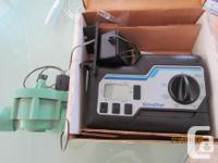 Irritol SD6 programmable irrigation controller for