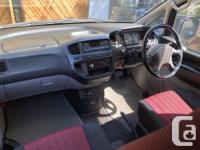 Make Mitsubishi Model Delica Space Gear Year 1998