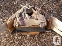"For Sale:1"" clear cedar base unique Westcoast driftwood"