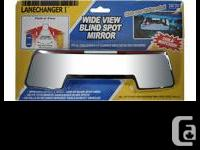 Lanechanger I is a special dead spot mirror that