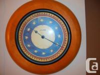 Excellent condition 11 3/4 inches in diameter Bought on