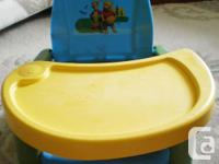 Simple and easy to use. Booster Seat offers all the