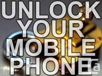 HI   WE DO ALL KIND OF CELL PHONE UNLOCKING IN STORE