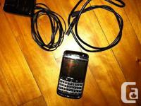 Selling my unlocked Blackberry Bold 9700 considering