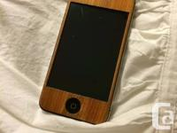 Great condition. Has been in wood case with screen