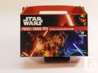 Unopened Star Wars the Force Awakens 50 Piece Puzzle