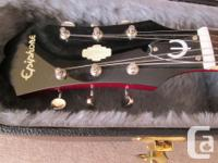 Offering my Epiphone Riviera re-issue - 'Frequensator'