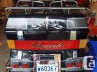 Make Honda Model Goldwing Year 1987 kms 84000