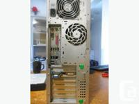 - HP XW4600 Workstation - Intel Core 2 Duo E6850 3.0Ghz