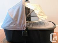 Brand new condition UPPAbaby bassinet in Pascal